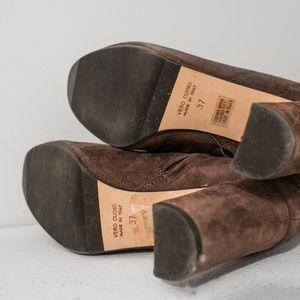 Grigiarancio Shoes - 🎉HP🎉 Grigiarancio OTK Boots